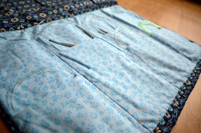 Diy Circular Knitting Needles Case Mz Jenny Lee